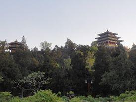 Pagodas in Jingshan