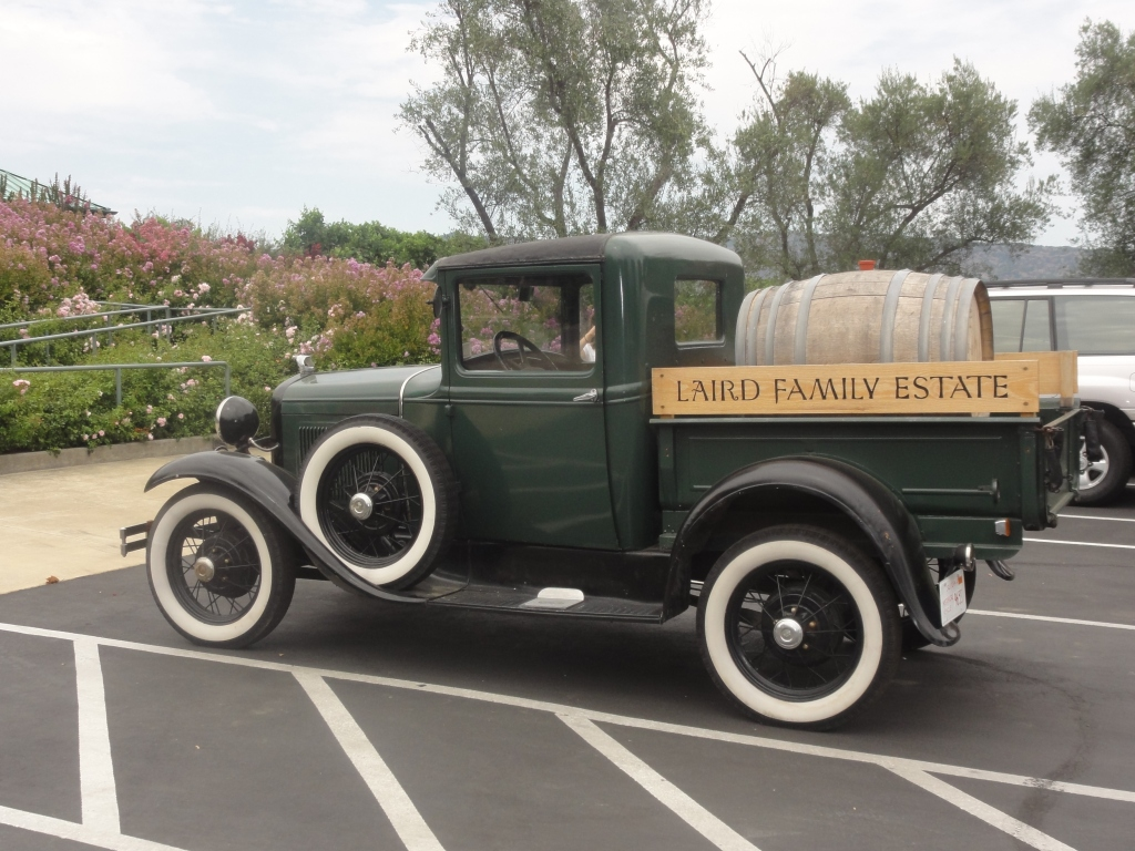 Laird Family Estate, Napa Valley