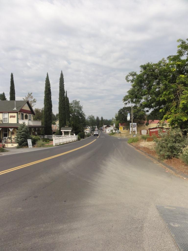 Big Oak Flats Road