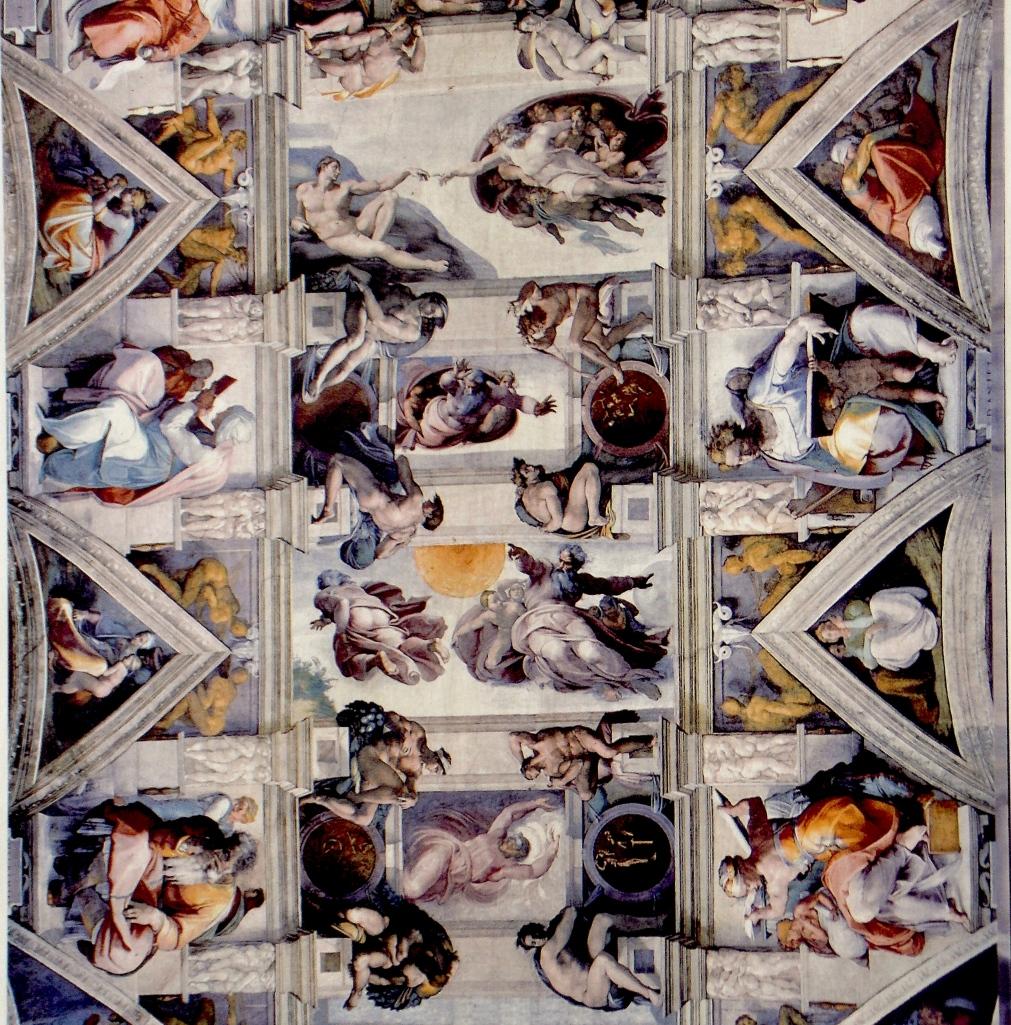 Replica of the Sistine Chapel