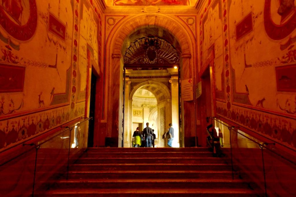 Inside the Vatican