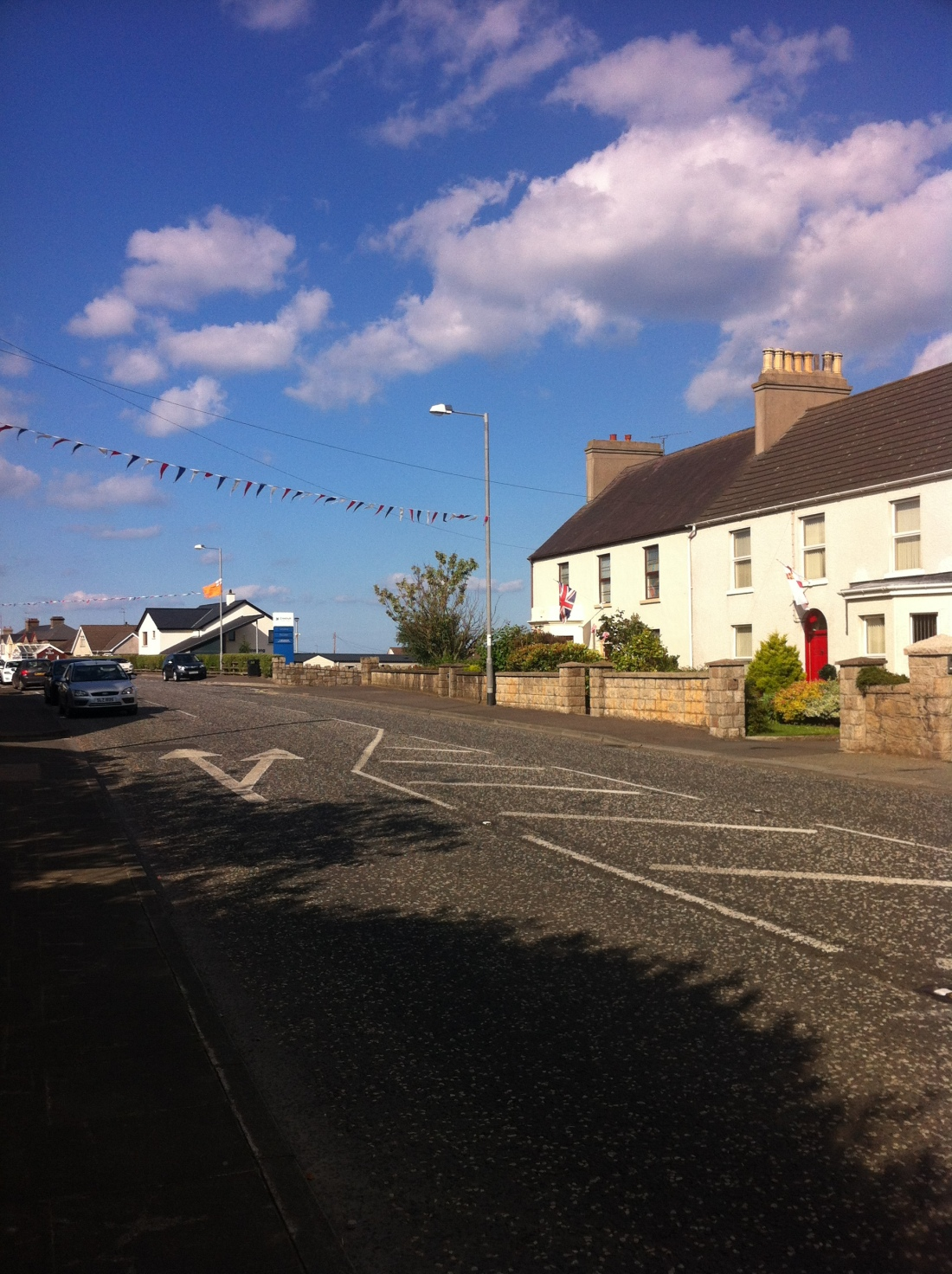 Town of the Milkshake, Northern Ireland