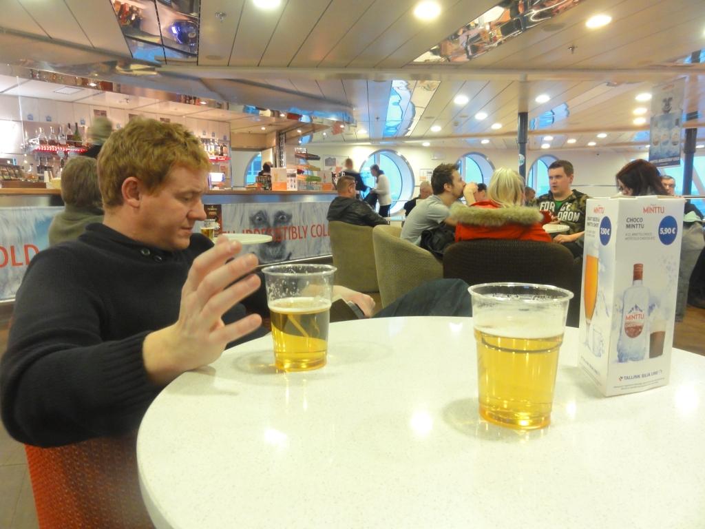 Ferry pub