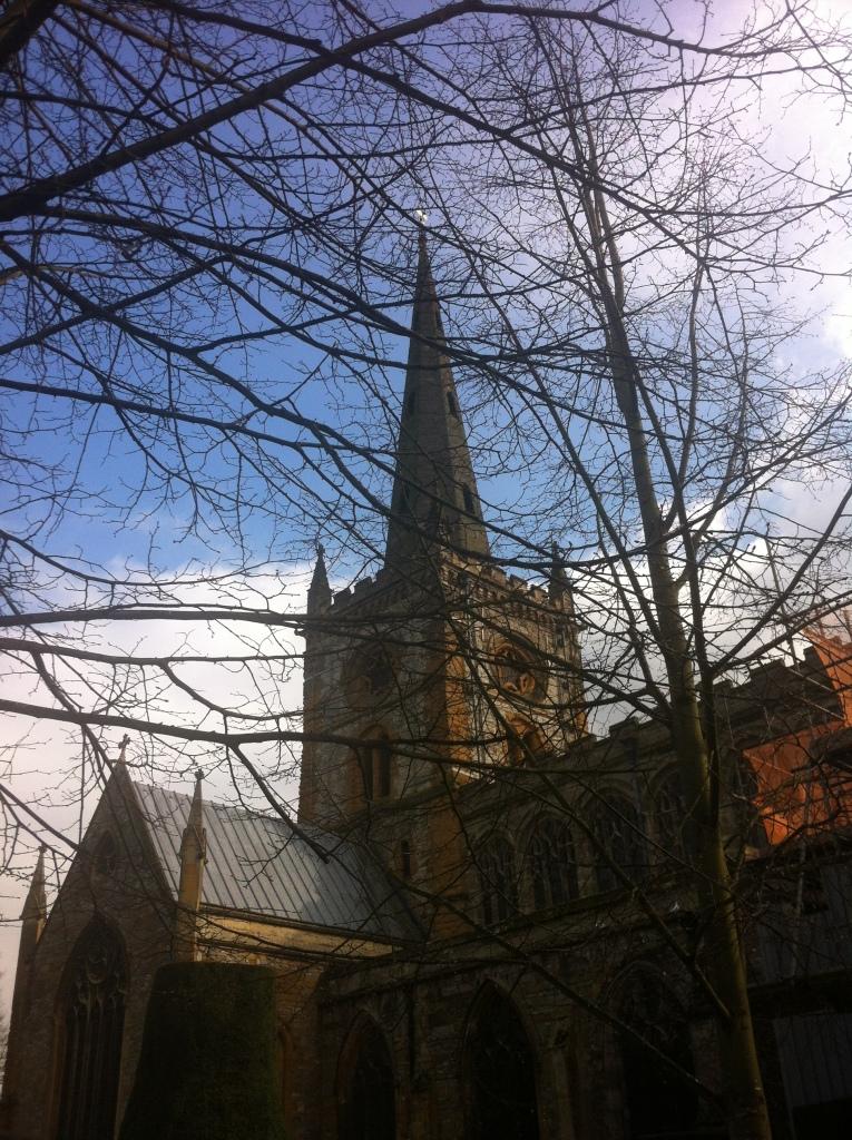 Trinity Church, Stratford-upon-Avon