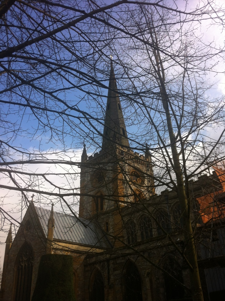 Trinity Church, Stratford-upon-Avon