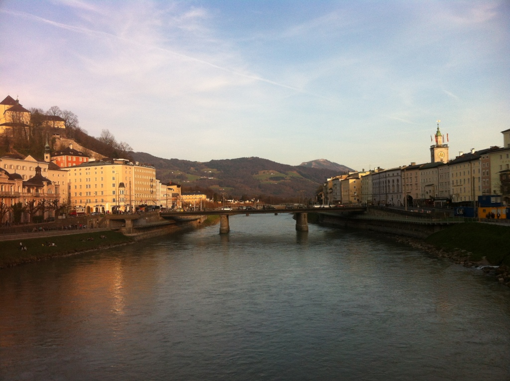 Salzburg is truly beautiful