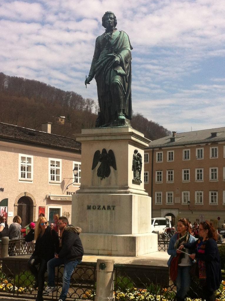 Mozart himself