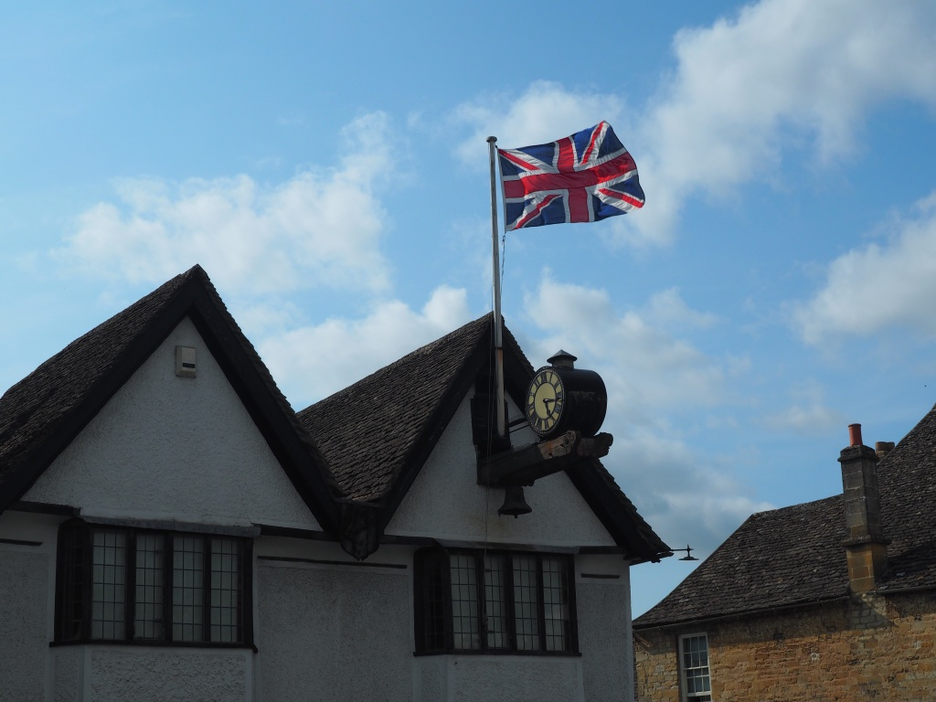 England pride