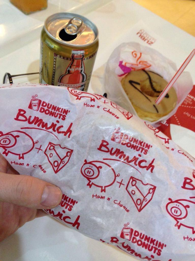 The Birthday Bunwich