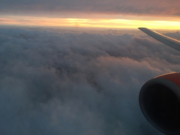 Life above the clouds.